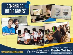 Semana de Info e Games