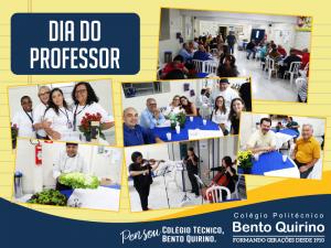 Postagens Dia do Professor