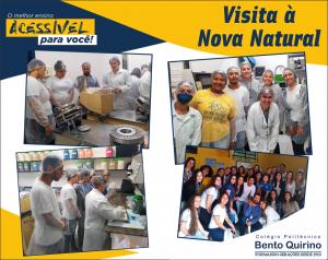 Visita à Nova Natural