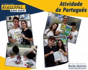 Atividade Português